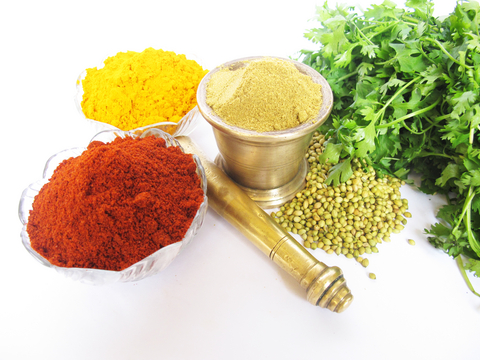 The Five Spices of Married Life