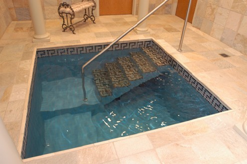 Image result for mikvah
