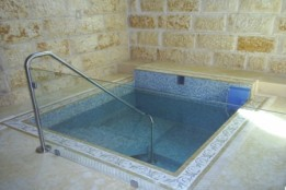 Finding Comfort and Strength at The Mikvah