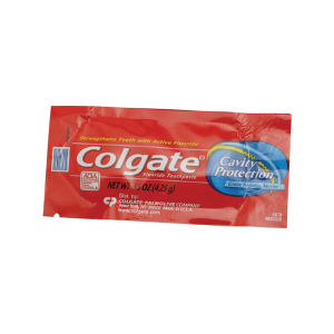 Colgate Toothpaste Packets (50 packs)