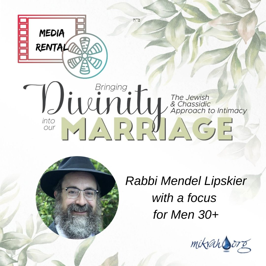 Divinity in Marriage for Men