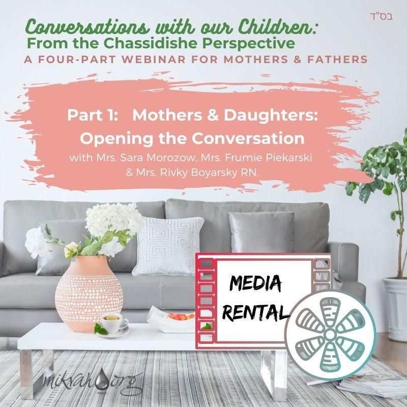 Conversations with Children Part 1