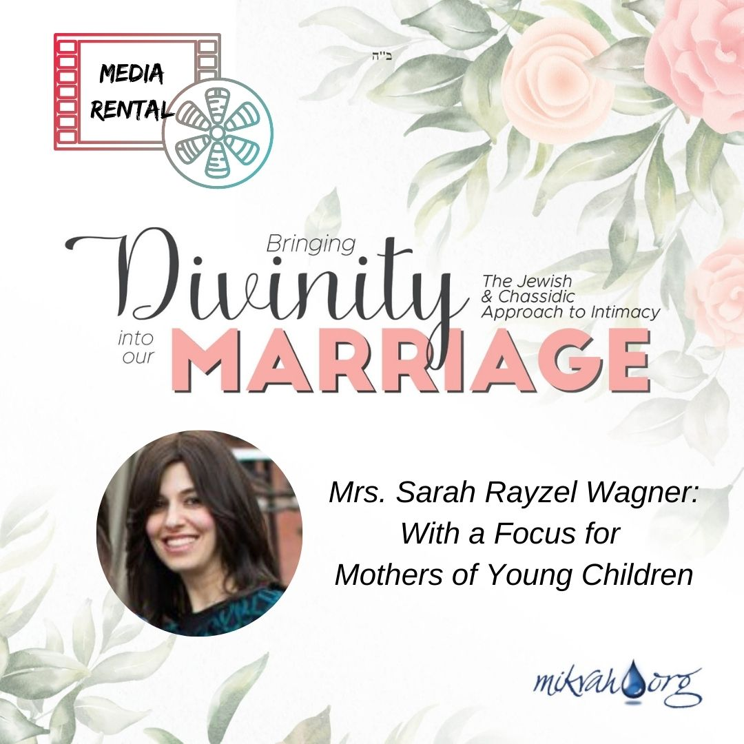 Divinity in Marriage Mrs Sarah Rayzel Wagner